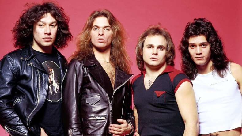 Van Halen - VAN HALEN Reunion Failed Due To Member Disease