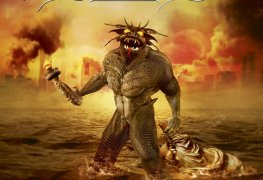 "End Of Chaos Cover - REVIEW: FLOTSAM & JETSAM - ""The End Of Chaos"""
