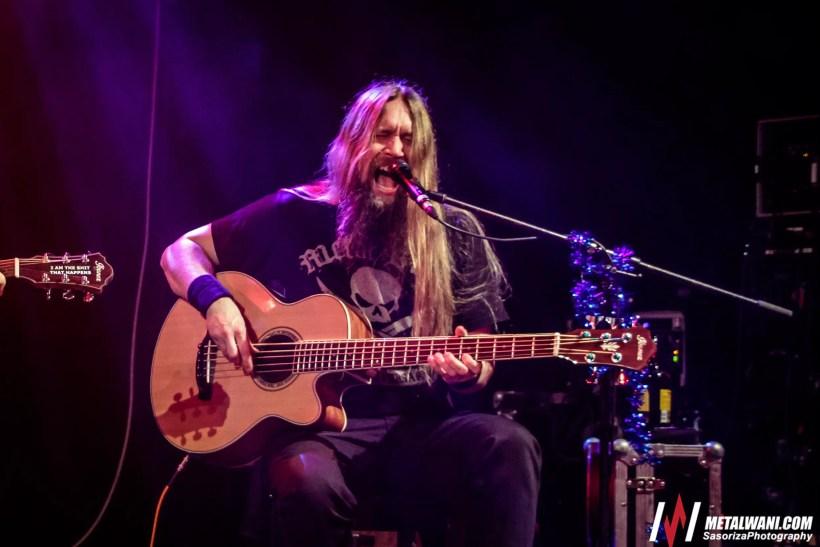 Ensiferum 19 - GIG REVIEW: Ensiferum, Valhalore & Elkenwood Live at The Zoo, Brisbane