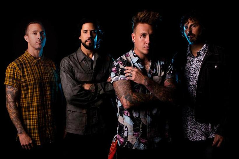 "Papa Roach - REVIEW: PAPA ROACH - ""Who Do You Trust?"""