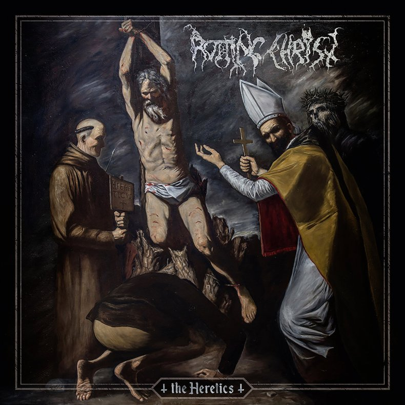 "Rotting Christ The Heretics - REVIEW: ROTTING CHRIST - ""The Heretics"""
