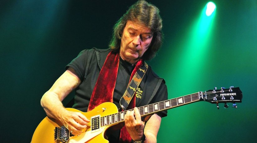 "Steve Hackett - REVIEW: STEVE HACKETT - ""At The Edge Of Light"""