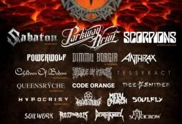 Bloodstock Parkway - FESTIVAL REPORT: BLOODSTOCK Announce Final Headliner For 2019 Edition