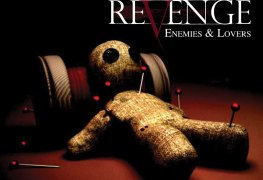 """Cover - REVIEW: A NEW REVENGE - """"Enemies & Lovers"""""""