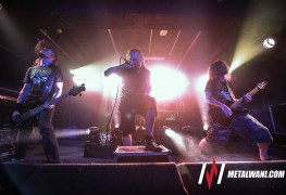 Decapitated 3139 - GALLERY: Decapitated, Dyscarnate & Beast Live at Manchester Academy, UK