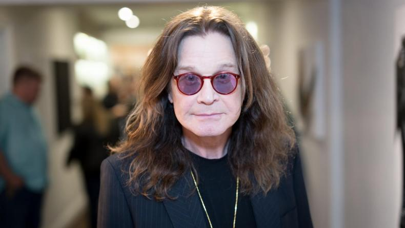 Ozzy Osbourne - OZZY OSBOURNE Parkinson's Disease Is Not Curable