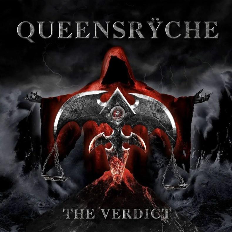 """Queensryche The Verdict - REVIEW: QUEENSRŸCHE - """"The Verdict"""""""