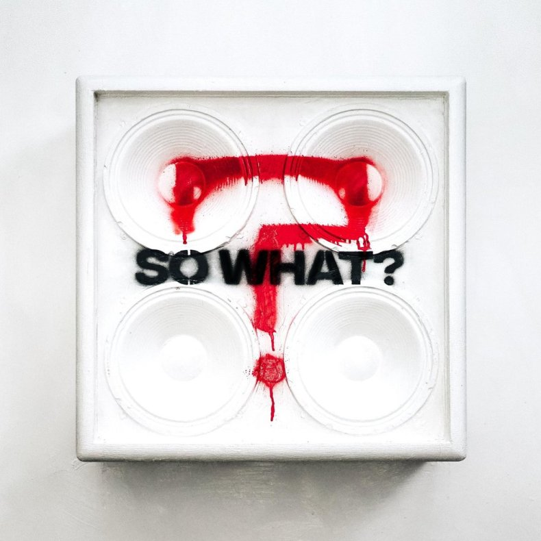 "SoWhat  - REVIEW: WHILE SHE SLEEPS - ""So What?"""
