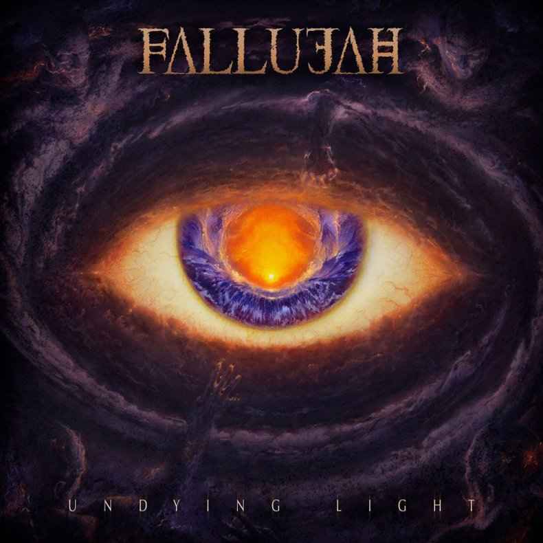 "Undying Light - REVIEW: FALLUJAH - ""Undying Light"""