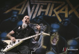 Anthrax 3 - From Sold-Out Shows to Full House Hands: Rock's Best Gamblers