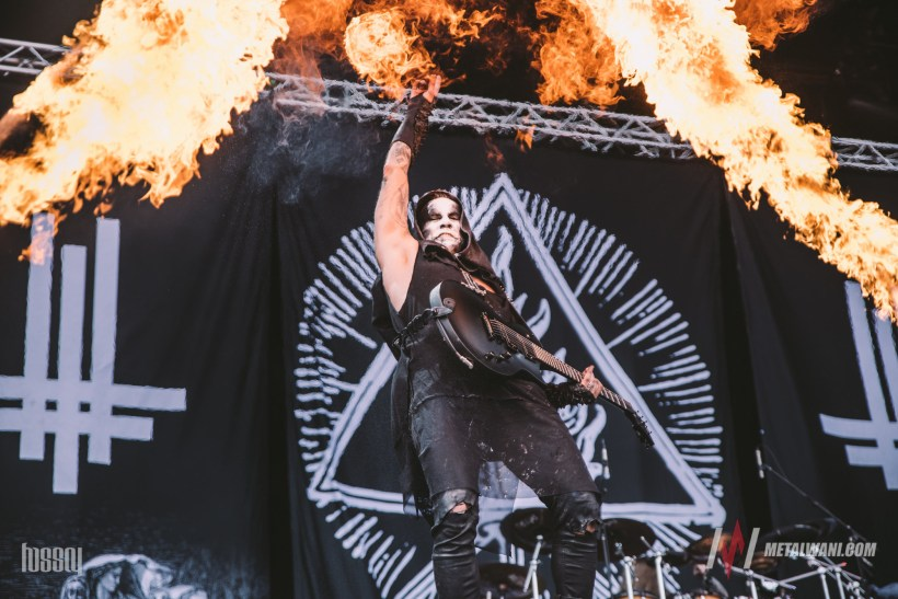 Behemoth 8 - FESTIVAL REVIEW: DOWNLOAD FESTIVAL 2019 Live at Flemington Racecourse, Melbourne
