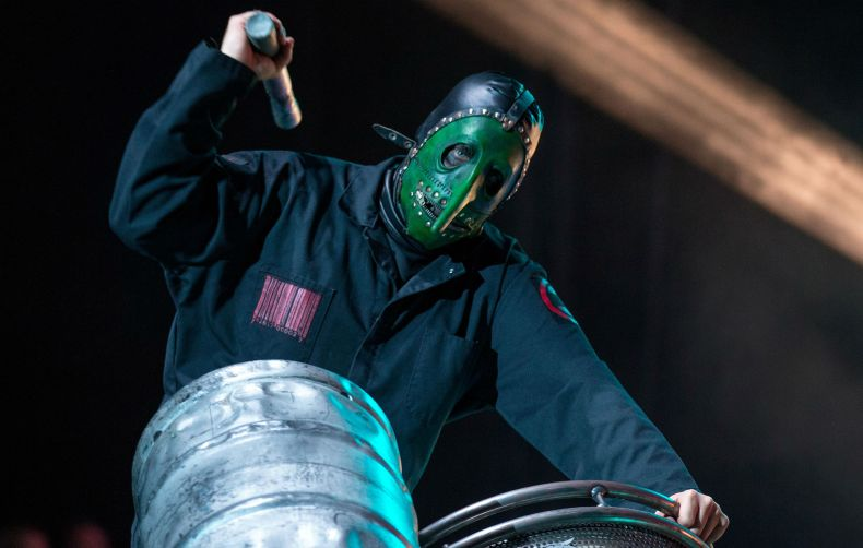 """Chris Fehn - SLIPKNOT Co-Founder Supports CHRIS FEHN in Suing the Band: """"They Do It Behind The Others Members Back"""""""