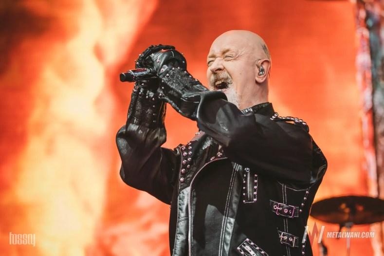"Judas Priest 8 - Legendary Rob Halford Shuts Down A Claim: ""A Straight Man Can't Front JUDAS PRIEST"""