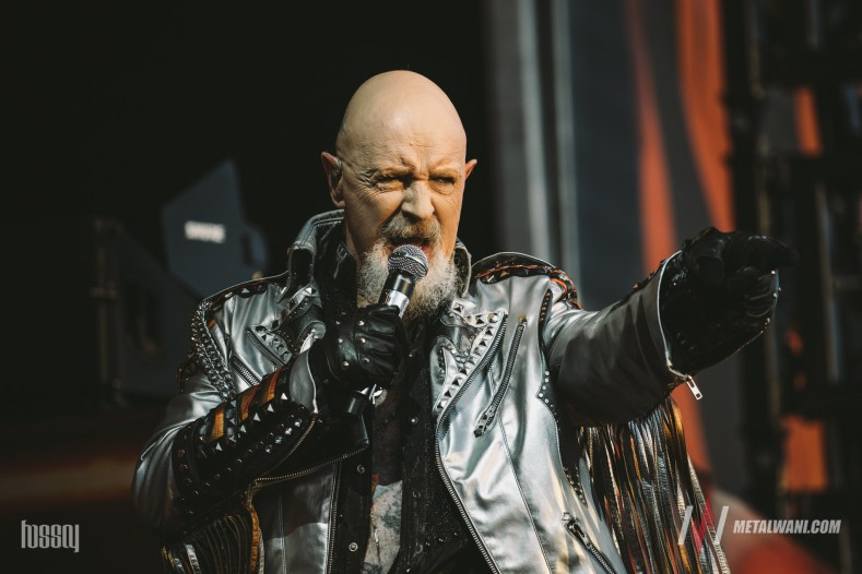 """Judas priest 4 - Rob Halford To Fans: """"Remember That Glenn Tipton Is Still Fully Immersed In JUDAS PRIEST"""""""