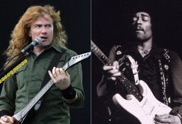 """Mustaine Hendrix - Dave Mustaine on Using WAH Pedal For The 1st Time: """"I Was Worried About Sounding Real Kirky J*rky"""""""