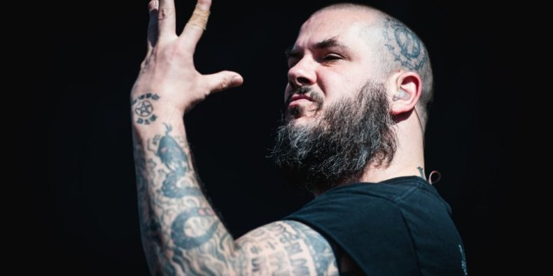 Phil Anselmo - PHIL ANSELMO's Shows In New Zealand Canceled Because Of N*zi Salute & 'White Power' Remarks