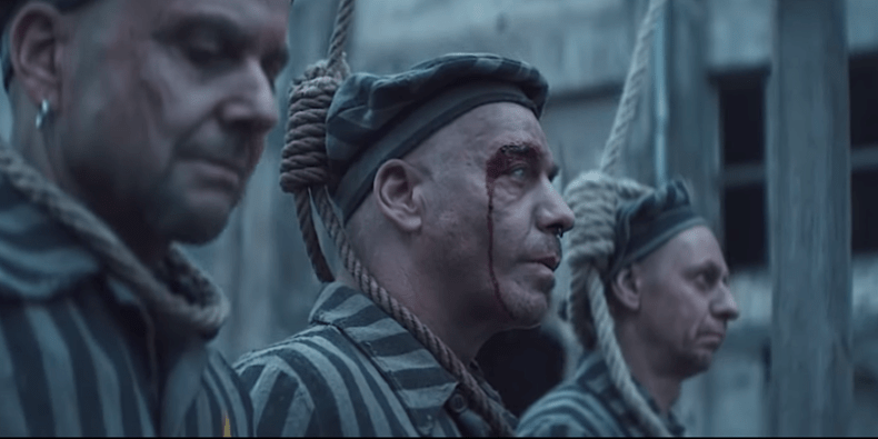 Rammstein - RAMMSTEIN Accused of 'Irresponsible Trivialization of the Holocaust' With New Video