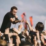 Rise Against 2 - GALLERY: DOWNLOAD FESTIVAL 2019 Live at Flemington Racecourse, Melbourne