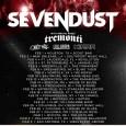Sevendust US Tour - GIG REVIEW: SEVENDUST & TREMONTI Live at Rapids Theatre, Niagara Falls, NY