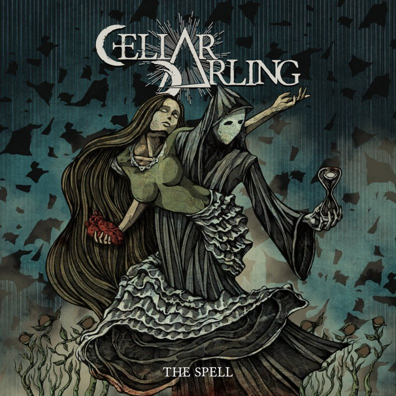 "TheSpell - REVIEW: CELLAR DARLING - ""The Spell"""
