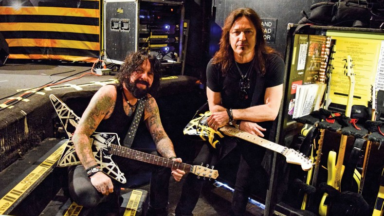 Tracii Michael - OFFICIAL: Tracii Guns & Michael Sweet Announce New Metal Project SUNBOMB