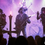 WATAIN 40 - GALLERY: Watain, Nocturnal Graves & Eskhaton Live at Max Watts, Melbourne