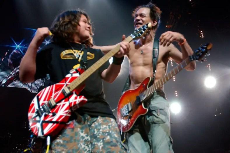 Wolf Eddie Van Halen - VAN HALEN Member Slams Fans On Social Media