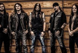 """iced earth 2019 - ICED EARTH's Stu Block Reacts To Jon Schaffer's Involvement In Capitol Hill Chaos: """"History In The Making"""""""