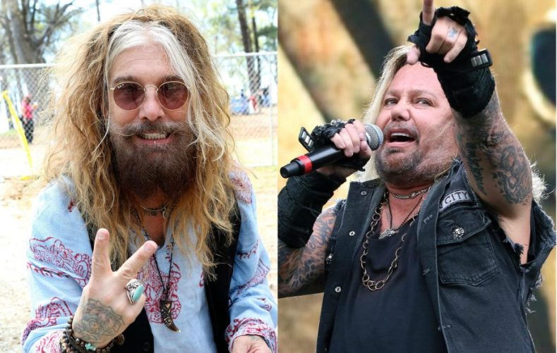"""john corabi motley crue - John Corabi: """"Getting Fired From MÖTLEY CRÜE Really Made Me Value Friends, Loyalty And Family"""""""