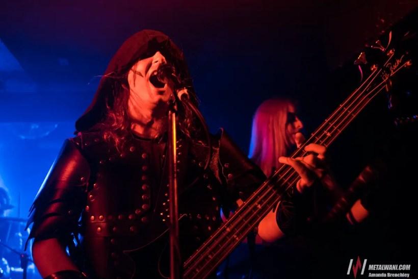 Darklore13042019 3 - GIG REVIEW: Omnium Gatherum, Orpheus Omega, Valhalore & Darklore Live at Crowbar, Brisbane