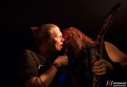 OmniumGatherum13042019 13 - GALLERY: Omnium Gatherum, Orpheus Omega, Valhalore & Darklore Live at Crowbar, Brisbane