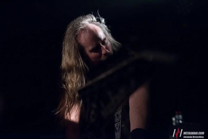 OmniumGatherum13042019 8 - GIG REVIEW: Omnium Gatherum, Orpheus Omega, Valhalore & Darklore Live at Crowbar, Brisbane