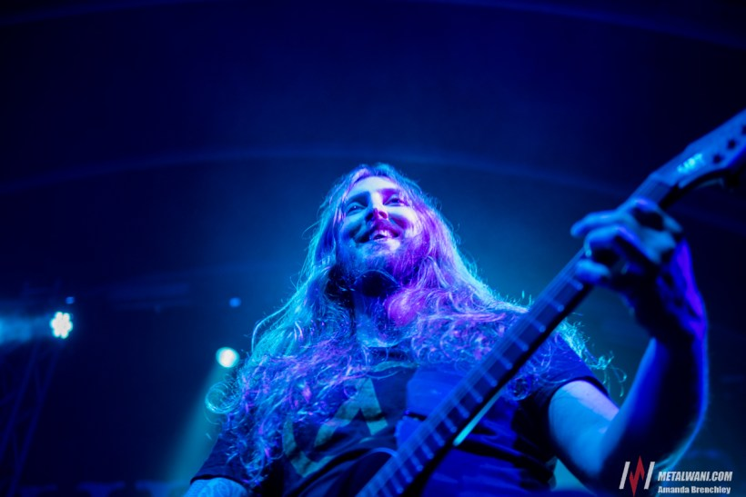TheHaunted 25042019 11 - GIG REVIEW: At The Gates, The Haunted & Witchery Live at Triffid, Brisbane