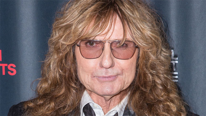 "coverdale - WHITESNAKE Frontman Wants His Cyberspace: ""If You're Rude, You Gotta Leave"""
