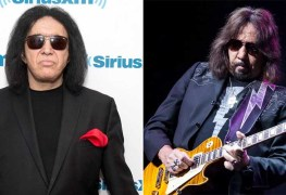 """gene simmons ace frehley - ACE FREHLEY On Reunion With KISS: """"It Will Happen & Sell More Tickets With Me Involved"""""""