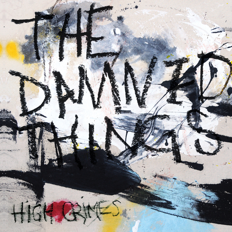 """highcrimes - REVIEW: THE DAMNED THINGS - """"High Crimes"""""""