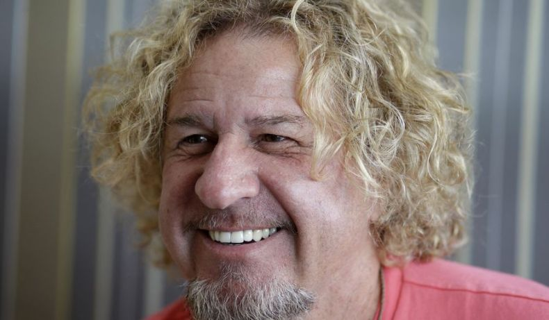 "sammyhagar - Sammy Hagar on David Lee Roth: ""He Refuses To Acknowledge That Hagar-Era VAN HALEN Was More Successful Than His Era"""
