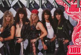 warrant - Guitarist Erik Turner Recalls How SKID ROW and WARRANT Changed The Scene In Late 80's