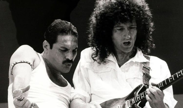 Brian May Freddie Mercury - QUEEN's Brian May Says 'Bohemian Rhapsody' Would've Been A Disaster If 'That' Actor Played Freddie Mercury