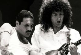 """Brian May Freddie Mercury - QUEEN's Brian May Reveals Freddie Mercury Health Secret In His Final Days: """"There Was Very Little Left Of It"""""""