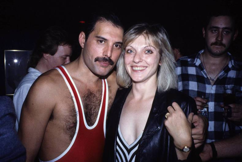 Freddie Mercury - FREDDIE MERCURY's Boyfriend Recalls The Moment When He Found Out That He Was HIV Positive