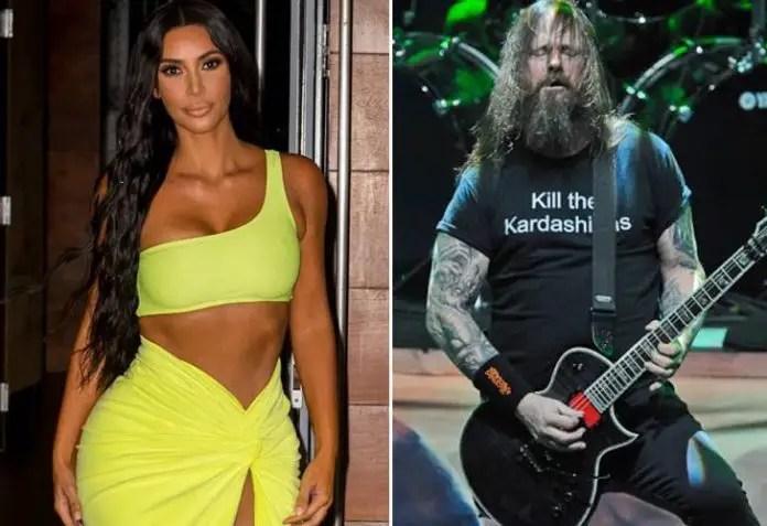 Kim Gary Holt - SLAYER & EXODUS Axeman Slams Kardashians With A Meme