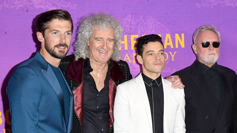 brianmaymovie - Brian May Reveals Shocking Info on How Much Money Did QUEEN Earn From 'Bohemian Rhapsody'