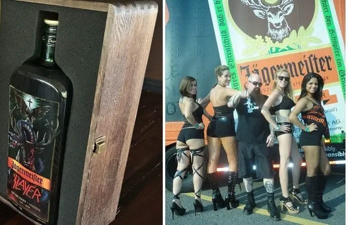 jagermeister slayer 1 - Jägermeister Launches Limited Edition SLAYER Bottle; Grab Em NOW!