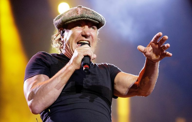 Brian Johnson - EAGLES & AC/DC Members Are Working On A New Project