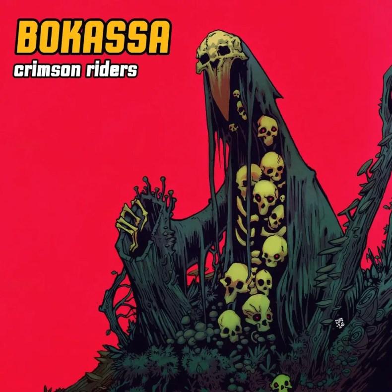 "Crimson Riders - REVIEW: BOKASSA - ""Crimson Riders"""