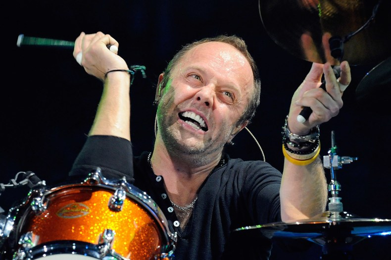 Lars Ulrich Metallica - Lars Ulrich Praises METALLICA Fan Who Waited 15 Years & Have Ridden 1200 KM To Get His Drumstick