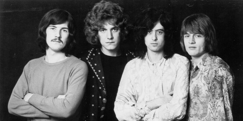 Led Zeppelin - LED ZEPPELIN Icon's Celebration Event Canceled By Organizers