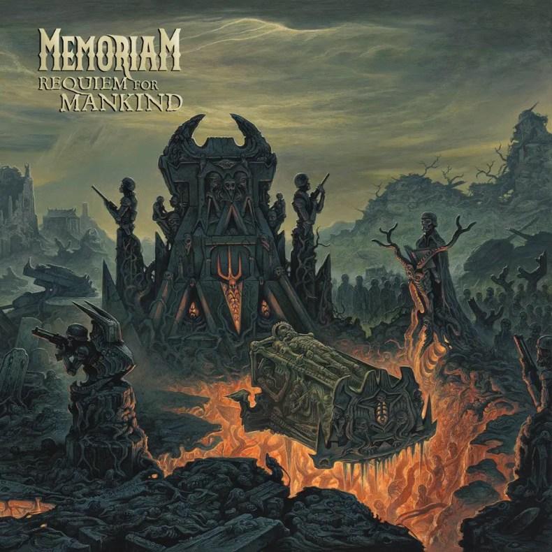"Memoriam RFM - REVIEW: MEMORIAM - ""Requiem For Mankind"""