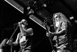 "Nergal Slayer - Watch SLAYER & BEHEMOTH's Nergal Perform ""Evil Has No Boundaries"" On Stage"